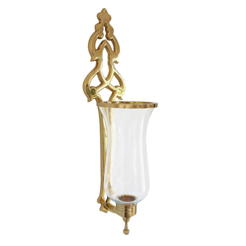 Hurricane Candle Sconces