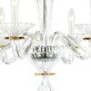 Crystal Glass Chandelier