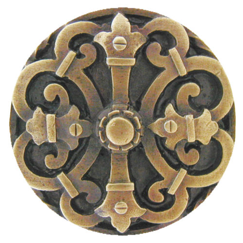 Chateau knobs are a very dramatic accessory to any cabinets or drawers.