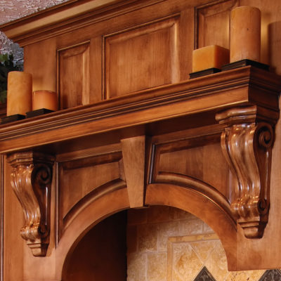corbels for kitchen cabinets