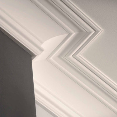 Crown Molding Traditional And